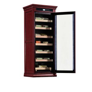 The Remington Humidor Cabinet
