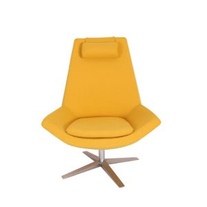 Metropolitan Lounge Chair Yellow