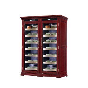 Reagan Temperature Regulated Humidor Cabinet