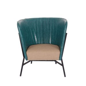 Assange Occasional Chair Blue