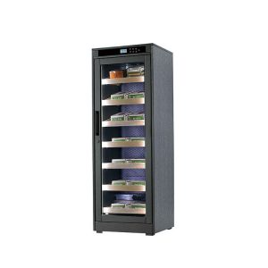 Remington Lite Humidor Cabinet Black