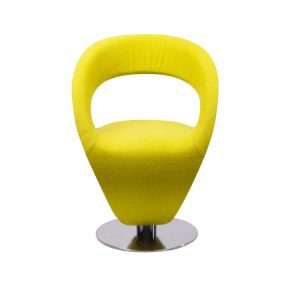 Infiniti Pin Up Swivel Chair Green