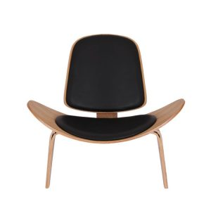 Shell Chair Black