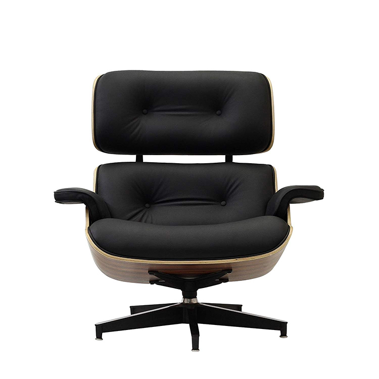 Admirable Eames Style Lounge Chair Ottoman Beatyapartments Chair Design Images Beatyapartmentscom