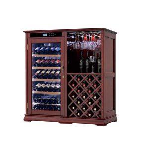 Wood Wine Storage Cooler Rack