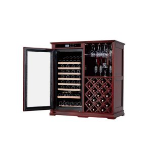 Wood Wine Storage Cooler Rack