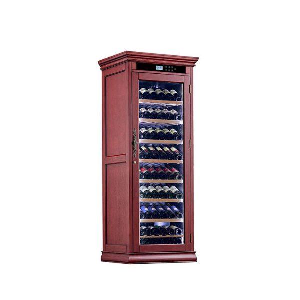 Wood Wine Fridge Cooler Cabinet