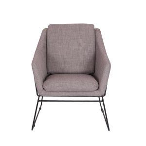Lounge Chair Remi Gray