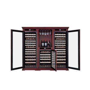 Vintage Wood Wine Cellar Furniture