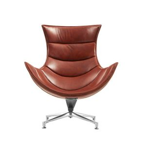 Offex Swivel Balloon Chair