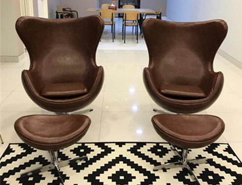 egg lounge chair