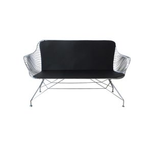 Leather Double Lounge Chair