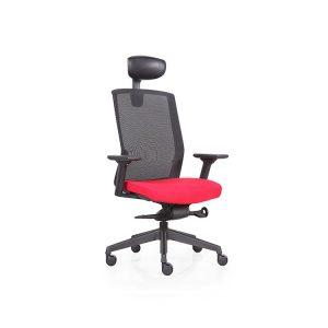 3D Armrest Office Mesh Chair