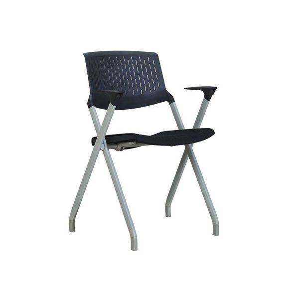 Revolving Armrest Office Training Chair