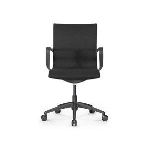 Black Full Mesh Chair