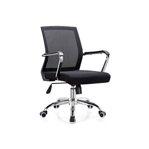 Black Task Home Office Chair
